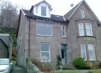 Thumbnail 1 bed flat to rent in Shore Road, Cove, Helensburgh
