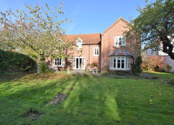 Thumbnail 4 bed detached house for sale in Back Lane, Morton, Southwell