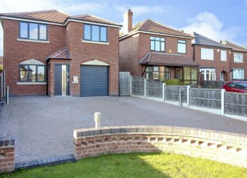 Thumbnail 4 bed detached house for sale in Hickings Lane, Stapleford, Nottingham