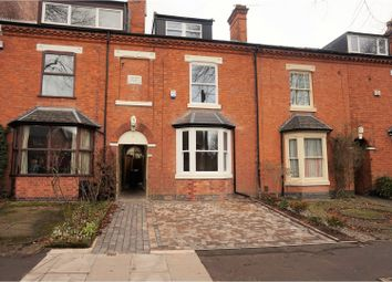 Thumbnail 4 bedroom terraced house for sale in Selly Oak Road, Bournville