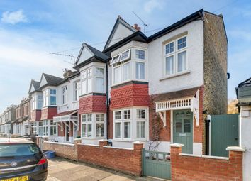 Haliburton Road, Twickenham TW1. 3 bed end terrace house for sale