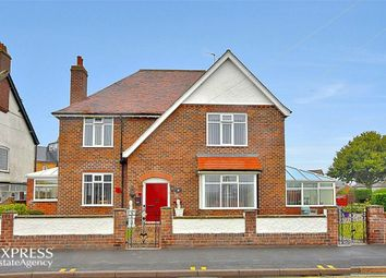 Thumbnail 4 bed detached house for sale in Belvedere Parade, Bridlington, East Riding Of Yorkshire