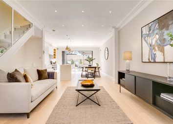 Thumbnail 5 bed terraced house to rent in Delaford Street, London