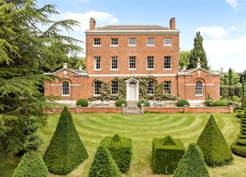 Thumbnail 7 bed property for sale in Cressy Hall, Cawood Lane, Gosberton, Spalding, Lincolnshire