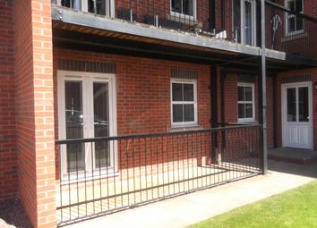 Thumbnail 2 bed flat to rent in Beagle Close, Leicester