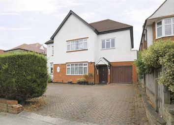 Thumbnail 6 bed detached house for sale in Chandos Avenue, Whetstone, London