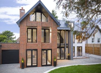Thumbnail 6 bed detached house for sale in Hadley Wood, Barnet, Hertfordshire