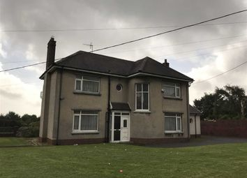 Thumbnail 4 bed detached house for sale in Pemberton Road, Llanelli
