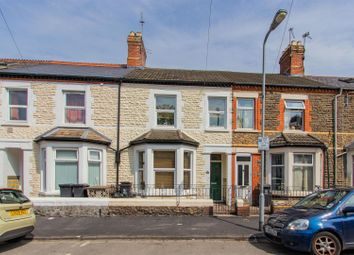 Thumbnail 3 bedroom property for sale in Alfred Street, Roath, Cardiff