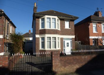Thumbnail 3 bed detached house for sale in Moordale Road, Grangetown, Cardiff