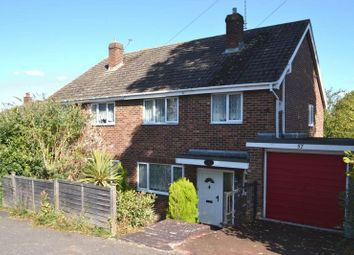 Thumbnail 3 bed semi-detached house for sale in Springwell Road, Tonbridge