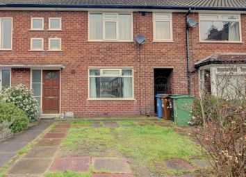 2 bed terraced house for sale in Hazel Avenue, Cheadle SK8