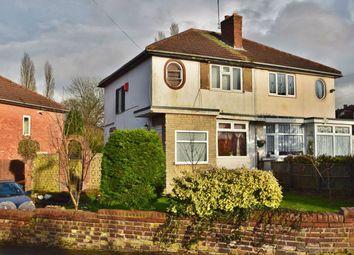 Thumbnail 3 bed semi-detached house for sale in Thurlestone Road, Longbridge, Northfield, Birmingham