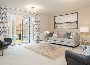 "Thumbnail 3 bed terraced house for sale in ""Waterville"" at Park Prewett Road, Basingstoke"