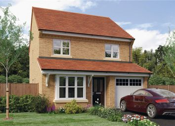 "Thumbnail 4 bed detached house for sale in ""Hallam"" at Leeds Road, Thorpe Willoughby, Selby"
