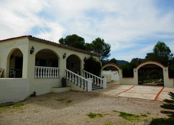 Thumbnail 4 bed villa for sale in Villalonga, Costa Blanca, Valencia, Spain