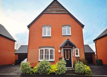 Thumbnail 3 bed detached house for sale in Anglia Crescent, Kempsey, Worcester