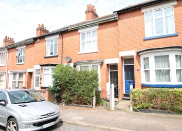Thumbnail 3 bed terraced house for sale in Thurlow Road, Clarendon Park, Leicester
