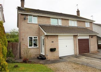 Thumbnail 3 bed semi-detached house for sale in St. Pirans Close, St. Austell