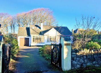 Thumbnail 4 bed detached bungalow for sale in Pendarves Road, Camborne