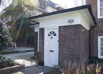 Thumbnail 1 bed flat to rent in Corringham Road, London