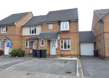 Thumbnail 3 bed terraced house to rent in Compass Close, Gosport