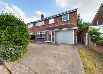 Thumbnail 4 bed semi-detached house to rent in Sandall Park Drive, Wheatley Hills, Doncaster, South Yorkshire