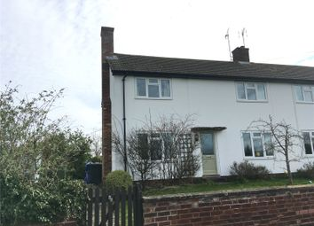 Thumbnail 3 bed semi-detached house to rent in High Street, Hinxton, Saffron Walden, Cambridgeshire