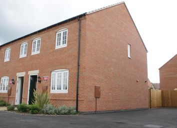Thumbnail 3 bedroom semi-detached house for sale in Graves Way, Anstey, Leicester
