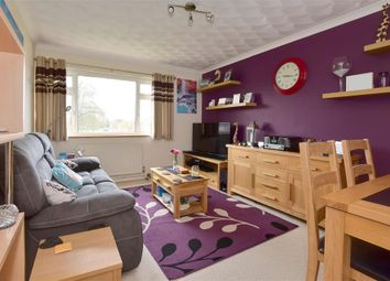 Thumbnail 2 bed flat for sale in Robins Close, Lenham, Maidstone, Kent
