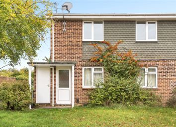 Thumbnail 2 bed maisonette for sale in Campion Way, Kings Worthy, Winchester, Hampshire