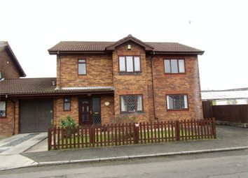 Thumbnail 5 bedroom detached house for sale in Lon Yr Ysgol, Llangennech, Llanelli, Carmarthenshire