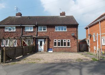Thumbnail 3 bed semi-detached house for sale in Church Street, Kirton Lindsey, Gainsborough, Lincolnshire