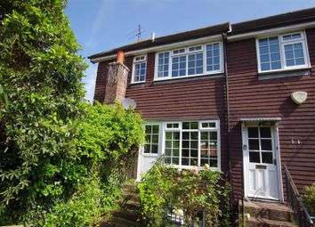 Thumbnail 3 bed end terrace house for sale in Edward Street, Lewes