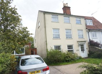 Thumbnail 3 bed semi-detached house for sale in High Street, Wrentham, Beccles