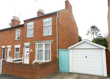 Thumbnail 3 bed end terrace house for sale in Thompson Street, New Bradwell, Milton Keynes