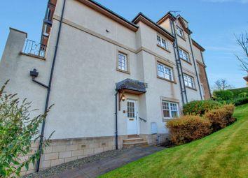 Thumbnail 2 bed flat for sale in 6 Lorimer View, Juniper Green