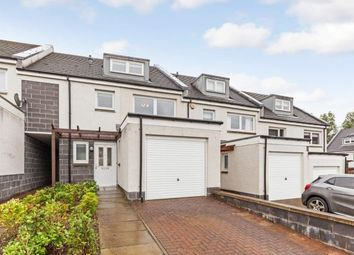 Thumbnail 4 bedroom terraced house for sale in Bluebell Walk, The Village, Cumbernauld, North Lanarkshire