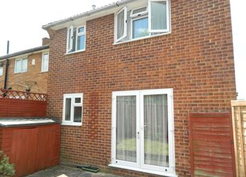 Thumbnail 1 bedroom end terrace house for sale in Hetherington Close, Slough, Berkshire