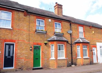 Thumbnail 3 bed terraced house for sale in Plough Road, West Ewell
