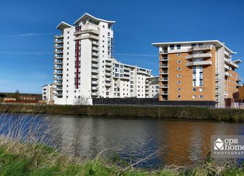 Thumbnail 1 bed terraced house to rent in Porto House, Century Wharf, Cardiff Bay