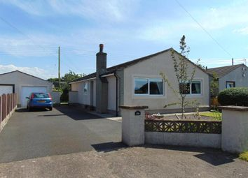 Thumbnail 3 bed detached bungalow for sale in 300 Skinburness Road, Skinburness, Wigton, Cumbria