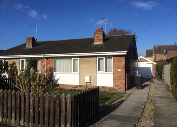 Thumbnail Semi-detached bungalow to rent in Kingsmoor Road, Stockton On The Forest, York