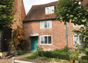 Thumbnail 3 bed cottage for sale in 7 The Walks, The Green, Groombridge, Tunbridge Wells, Kent