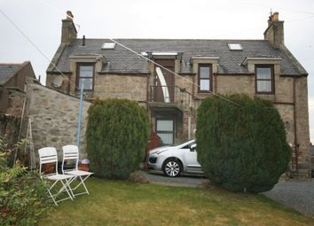 Thumbnail 2 bed duplex for sale in Gordon Street, Huntly