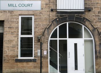 Thumbnail 2 bed flat for sale in Mill Court, Bingley