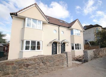 Thumbnail 3 bedroom semi-detached house for sale in Broncksea Road, Filton Park, Bristol