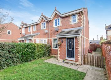 Thumbnail 2 bed town house for sale in St. Peters Gate, Ossett