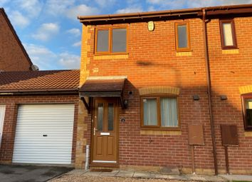 Thumbnail 2 bed semi-detached house for sale in Nicklaus Close, Branston, Burton-On-Trent, Staffordshire