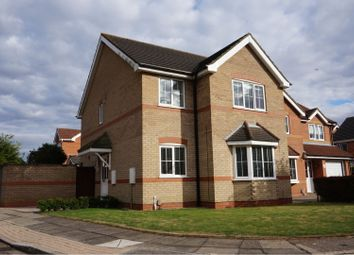 Thumbnail 4 bed detached house for sale in Briar Lane, Scartho